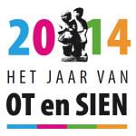 logo jaar van Ot en Sien